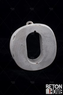 Concrete Beton Accessories 2000 Hausnummer 0