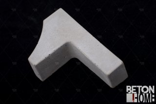 Concrete Beton Accessories 2001 Hausnummer 1